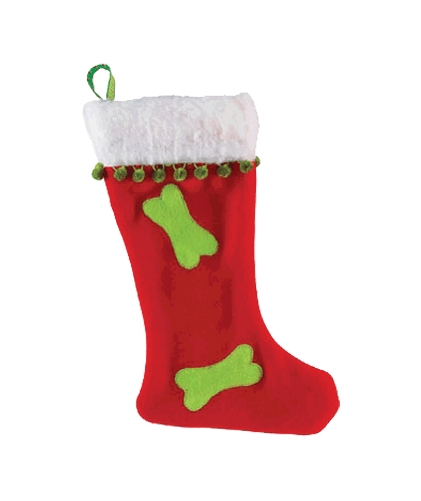 celebrate in style with our festive christmas stocking for your dog hand appliqued with a felt bone our beautiful stockings are large enough to hold - Big Christmas Stockings