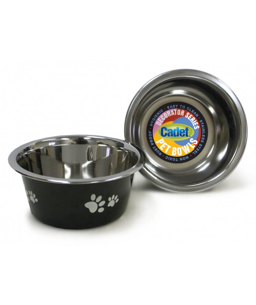 Stainless Steel Ball Dog Food Bowl