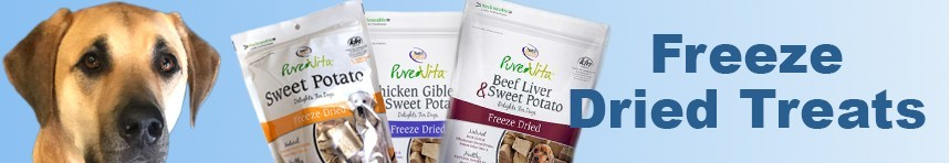Freezed Dried Dog Treats