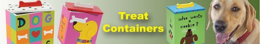 Treat Containers